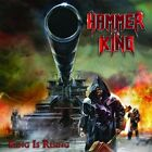 HAMMER KING - KING IS RISING   CD NEW+