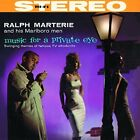RALPH & ALL STAR MEN ORCHESTRA MARTERIE-MUSIC FOR A PRIVATE EYE CD NEW+