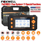 FOXWELL NT630 ABS Airbag SRS SAS Reset OBD2 Code Reader Car Engine Check Scanner
