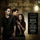 THE TWILIGHT SAGA: NEW MOON - BISS ZUR... CD+DVD NEW+
