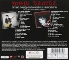 ROBIN GEORGE - CRYING DIAMOND/DANGEROUS MUSIC LIVE '85+BONUS TRAC 2 CD NEW+