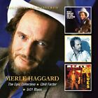 MERLE HAGGARD - EPIC COLLECTION/CHILL FACTOR/5:01 BLUES 2 CD NEW+