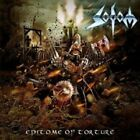 SODOM - EPITOME OF TORTURE LIMITED EDITION CD HEAVY/THRASH METAL NEW+
