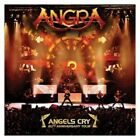 ANGRA - ANGELS CRY-20TH ANNIVERSARY TOUR 2 CD NEW+