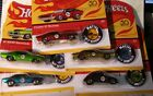 HOT WHEELS 1 64 2018 50th ANNIVERSARY CASE A SET OF 5 CARS IN STOCK NEW SEE PIC