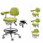 Dental Adjustable Chair Soft Import Leather Doctor's Stool Chair