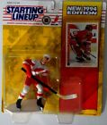 Sergei Fedorov 1994 SLU Starting Line-Up 2nd Year Figure-Detroit Red Wings-NIP!