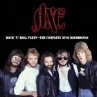 AXE - ROCK'N ROLL PARTY: THE COMPLETE ATCO RECORDINGS   CD NEW+