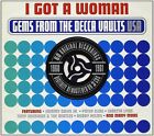 I GOT A WOMAN-GEMS FROM THE DECCA VAULTS 1960-61 Brenda Lee,Sandra Dee 3 CD NEW+