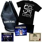 SERIOUS BLACK - MIRRORWORLD (LIM.BOXSET INCL.SHIRT GR.M)   CD NEW+