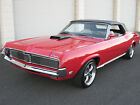 1969 Mercury Cougar CONVERTIBLE 1969 MERCURY COUGAR CONVERTIBLE RARE H CODE 351V 8 ONE OF A KIND EXCELLENT