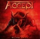 ACCEPT - BLIND RAGE 4 CD + DVD BOX-SET  NEW+
