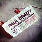 PAUL BRADY - VICAR ST.SESSION VOL.1  CD NEW+