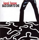 JANI LANE - BACK DOWN TO ONE  CD NEW+