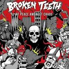 BROKEN TEETH HC - AT PEACE AMONGST CHAOS   CD NEW+