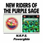 NEW RIDERS OF THE PURPLE SAGE - N.R.P.S./POWERGLIDE  CD NEW+