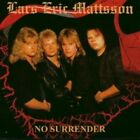 LARS ERIC MATTSSON - NO SURRENDER  CD NEW+