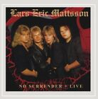 LARS ERIC MATTSSON - NO SURRENDER & LIVE  CD NEW+