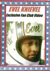 EVEL KNIEVEL FAN CLUB VIDEO PLUS HUGE LOT OF EXTRAS