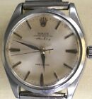 Authentic Rolex Oyster Perpetual Air King Watch Works All Original One Owner
