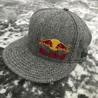 RED BULL ATHLETE ONLY HAT size 7 3 8 used