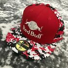RED BULL ATHLETE ONLY HAT size 7 1 2 red camo RARE