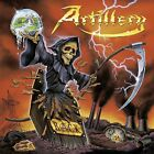 ARTILLERY - B.A.C.K.(RE-RELEASE)   CD NEW+