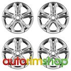 Ford Taurus 2010 2012 20 Factory OEM Wheels Rims Set