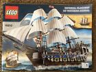 lego imperial flagship 10210 Instructions Books 1 & 2