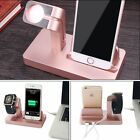 For Apple Watch iWatch iPhone Charging Dock Stand Station Bracket Charger Holder