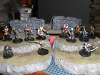 Lot 1 of Dungeons and Dragons Mini PLAYER CHARACTERS 12 Different Figures