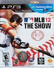 MLB 12: The Show (Sony PlayStation 3, 2012) PS3  (C)