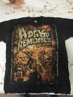 a day to remember t shirt m official merch adtr syg fys