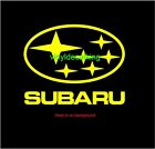 From Usa - Subaru Logo Vinyl Decal Car Windowbumper Stickerstiwrx
