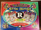 Say and Do Artic Bingo R Sound