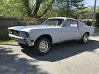1968 Ford Mustang 1968 Ford Mustang Fastback J Code 302 Special Paint Solid Car 4 Speed