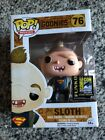 Funko Pop! #76 The Goonies Sloth 2014 SDCC Exclusive Superman *DAMAGED