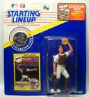 1991  BENITO SANTIAGO - Starting Lineup - SLU - Figure/Card/Coin - S.D. PADRES