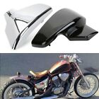 ABS Battery Side Fairing Cover For Honda VT600 Shadow VLX400 600 Deluxe 99-07