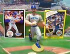 1990  HOWARD JOHNSON - Starting Lineup - SLU - Figure & Card - NEW YORK METS