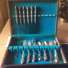 1847 Rogers Brothers International Silver Plate Julliette 37 pieces