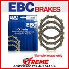 BMW F 650 CS Scarver 00-03 EBC Friction Fibre Plate Set CK Series, CK5636