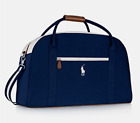 RALPH LAUREN POLO NAVY WEEKEND TRAVEL HOLDALL GYM BAG BRAND NEW FREE POST