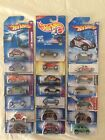 Lot of 58 Hot Wheels Assorted VW Cars New In Factory Sealed Packages