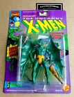 TOY BIZ MARVEL DYNAM X UNCANNY X MEN SAURON ACTION FIGURE NEW UNOPENED 1992