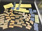 Vintage Tickets Lot Paper Ephemera Ticket Circus Carnival For Junk Journals