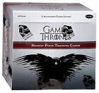 Game of Thrones Season 4 Factory Sealed Box of 24 Trading Card Packs New