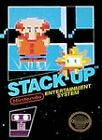 STACK UP NES NINTENDO GAME COSMETIC WEAR