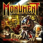 MONUMENT - HAIR OF THE DOG   CD NEW+