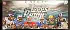 2013 Topps Prime Football sealed hobby box 10 packs of 6 cards 2 auto 2 relic